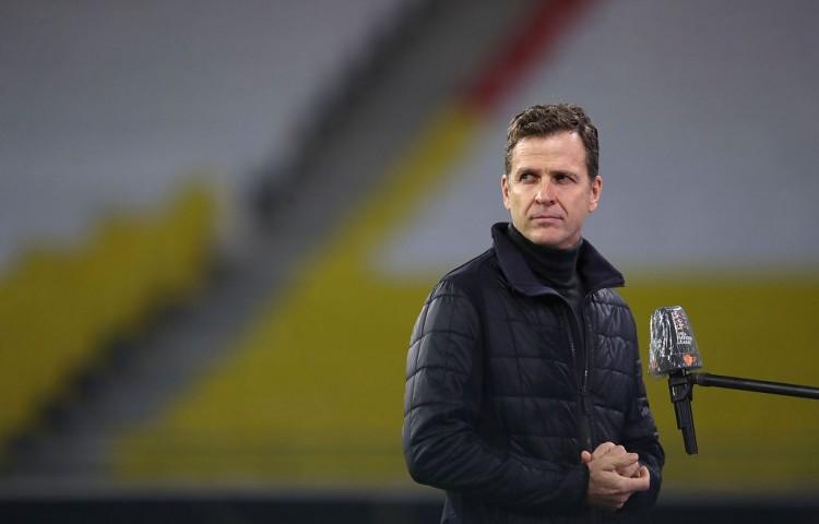 比埃尔霍夫:德国队的U21球员少得令人担心 弗里克乐于去培养小将
