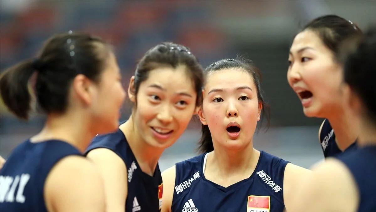 李盈莹朝核心位置迈进,可惜中国女排遭俄罗斯逆转,最终差了一步