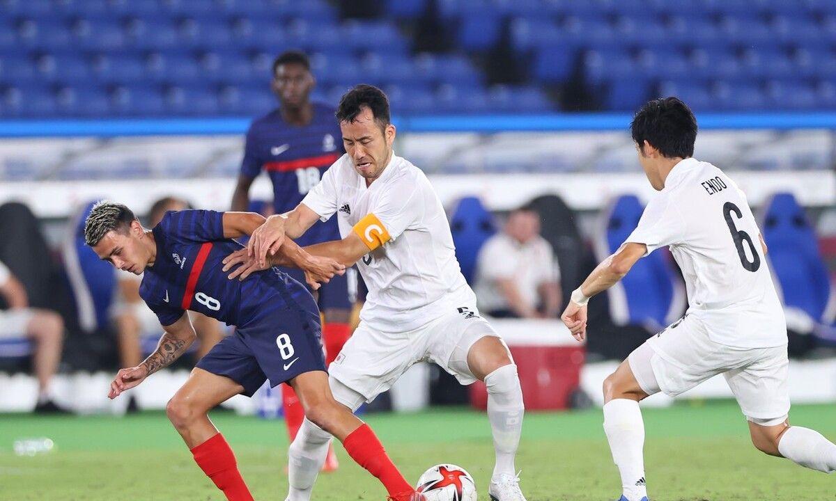 奥运会男足8强对阵出炉,东道主日本能否与巴西会师决赛?