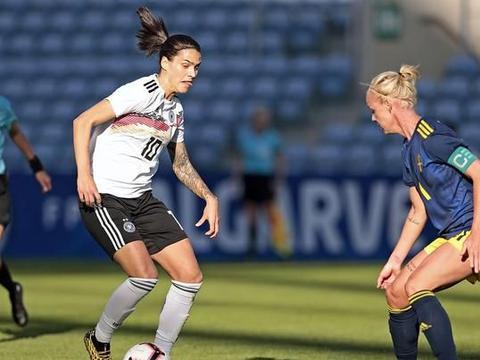 瑞典女足前场有不错保障,日本女足防守难度大