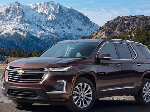 雪佛兰全新中大型SUV曝光 将于2022年发布