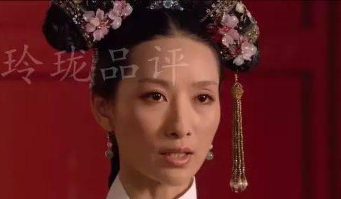 《甄嬛传》安陵容最后一次见皇上终于说出自己的心声,皇上怒了
