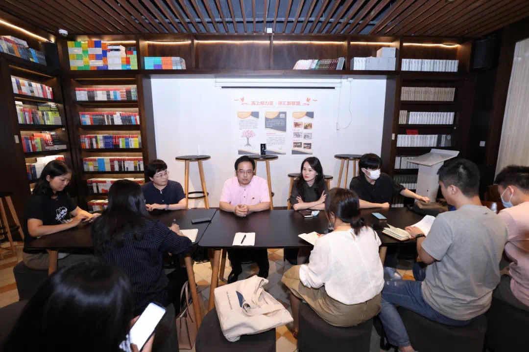 上海徐汇社区矫正对象8年零再犯,秘诀藏在这个书店中
