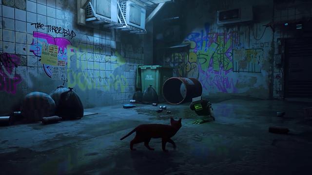 《Stray》宣布推出PS4版 游戏将于2022年上市