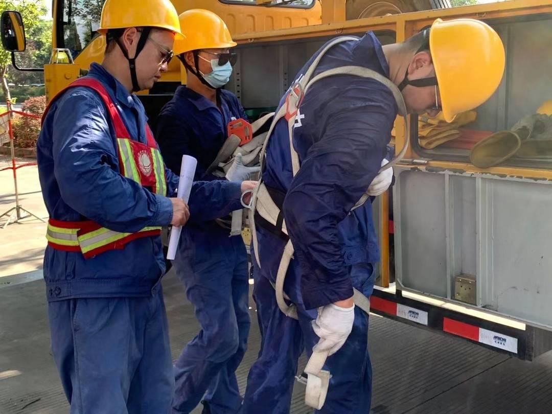 高温橙色预警 四川德阳供电部门多措并举保障夏日清凉
