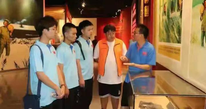 河南科技学院国际教育学院暑期社会实践活动丰富多彩