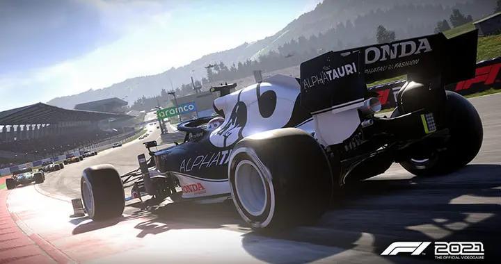 《F1 2021》发布新更新 PS5版游戏重新支持光追