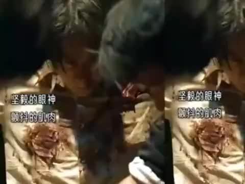 王俊凯受刑戏份脸部肌肉都在抽搐,隔着屏幕都疼