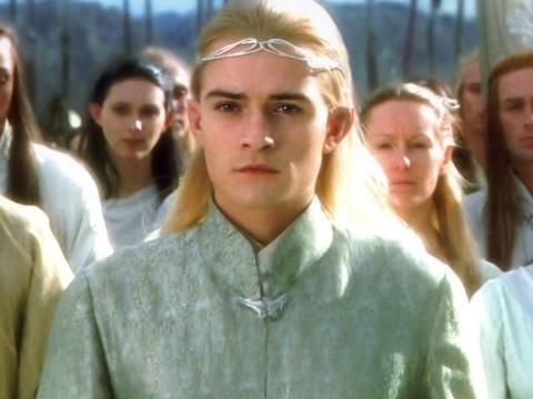 假王子为真王子配音 奥兰多·布鲁姆爆料,和哈里成为邻居很紧张