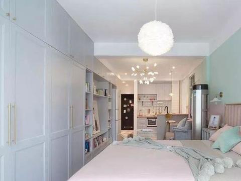 郑州装修公司口碑排名,卧室收纳不够用怎么办呢?