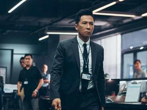 甄子丹最满意实战动作片《怒火·重案》,与谢霆锋五场硬核大战