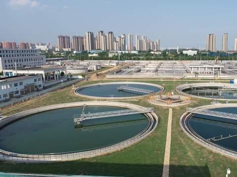 排放水质能养鱼 武汉控股黄家湖污水处理厂三期全面通水