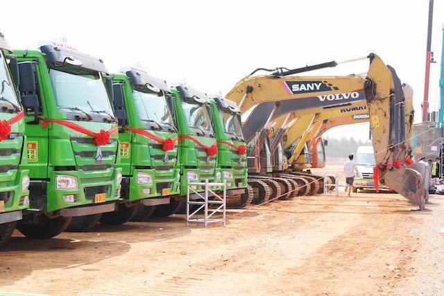 總投資2158億元,武漢161個重大項目集中開工