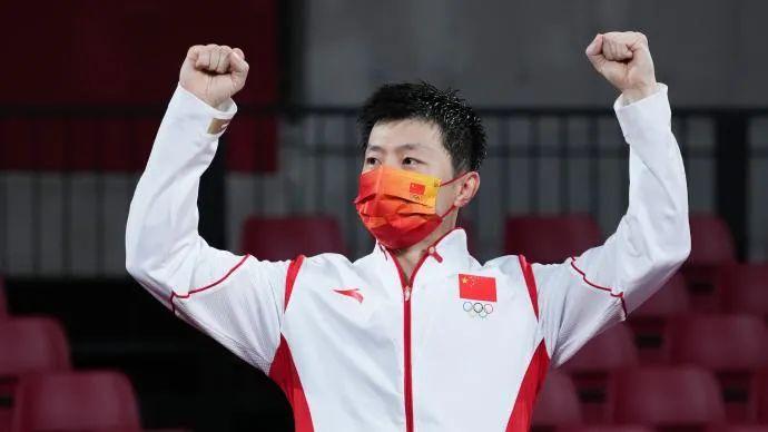 刘国梁:混双金牌是对东道主的回报,伊藤非常优秀