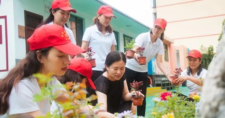 邯郸:文明创建我先行——中华桥小学在行动