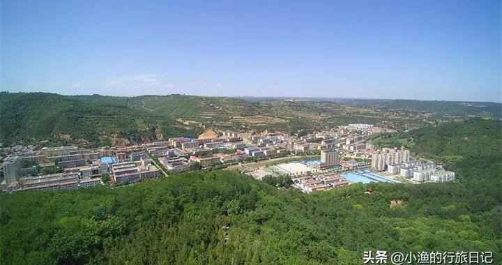 西安自驾2小时冷门小县城,隋唐皇帝常年来避暑!人少不贵超凉快