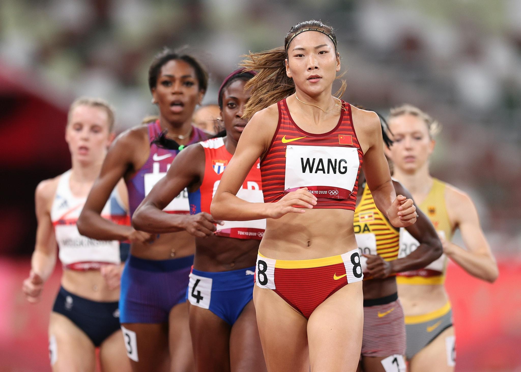 历史第一人!王春雨闯入女子800米决赛:谁说黄皮肤不行