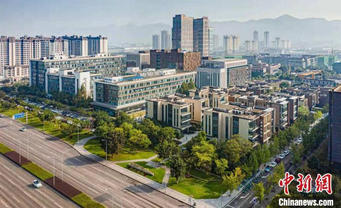 重庆高新区:以机制创新 助力国内一流科学城建设