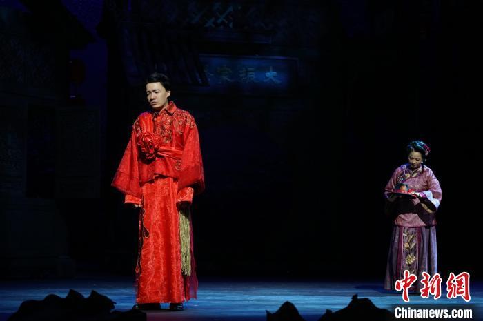 中央戏剧学院原创音乐剧《家》在京首演