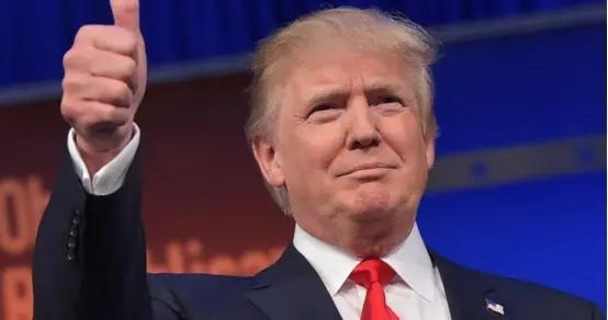 一则美国民调结果出炉,特朗普支持率完胜拜登