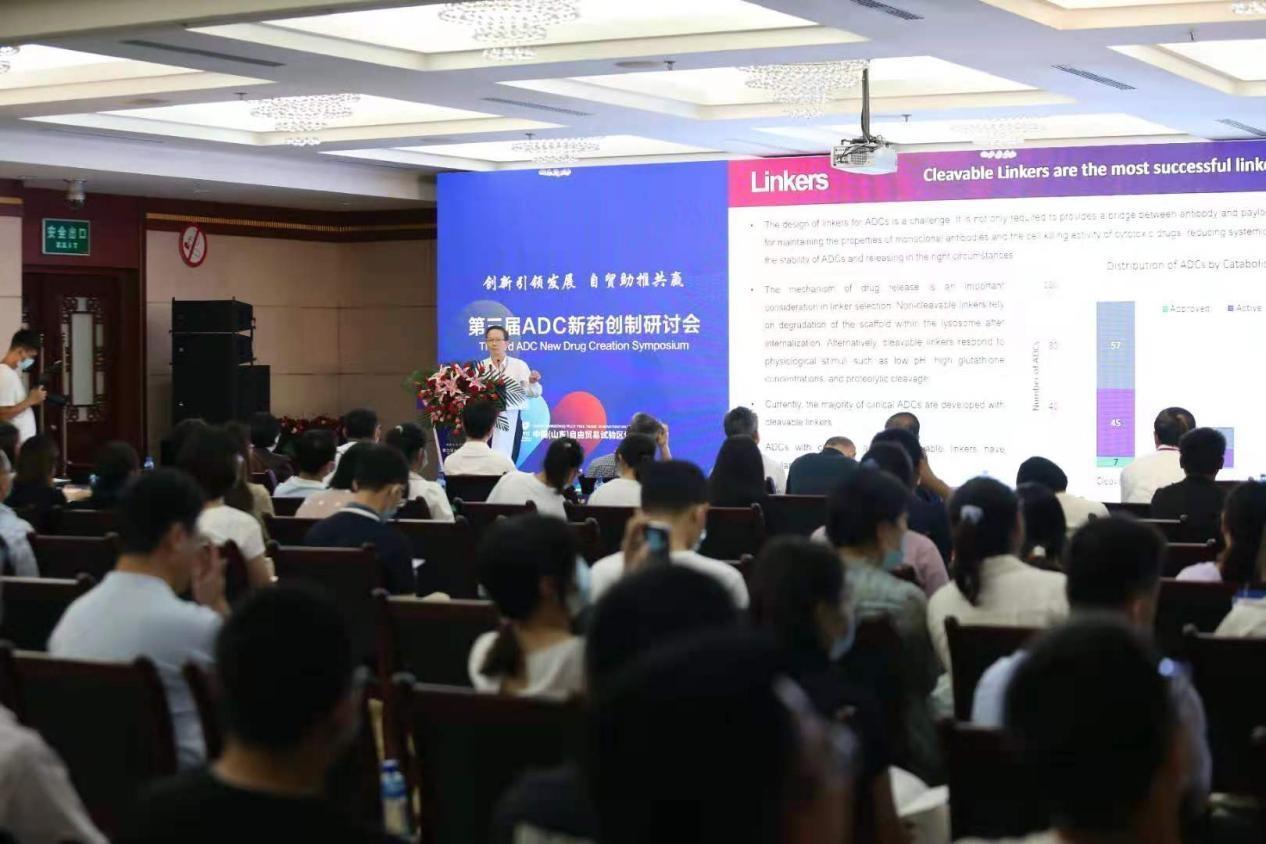 """中国顶级ADC专家烟台""""论剑"""":荣昌生物凭啥领跑热门赛道"""