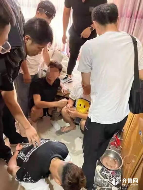 20瓶茅台、10瓶五粮液......专偷储藏室名酒 菏泽这6名嫌疑人被警方抓获