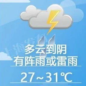 下周高温暂歇,局地仍有雷阵雨