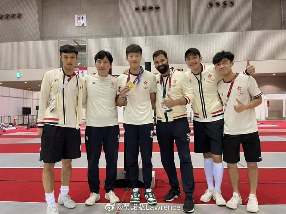 郭可盈为童星出身奥运选手吴诺弘打call 曾一起出演《宫心计》