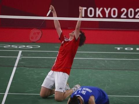 头号种子会师决赛,上演奥运女单最强之战,陈雨菲胜戴资颖夺金牌