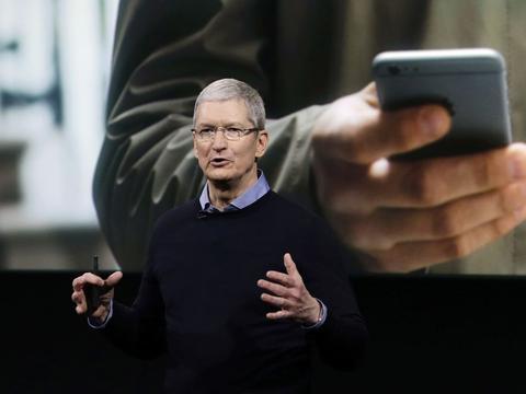 """中国是苹果最强市场,库克充满自豪,但我们已被""""区别对待""""!"""