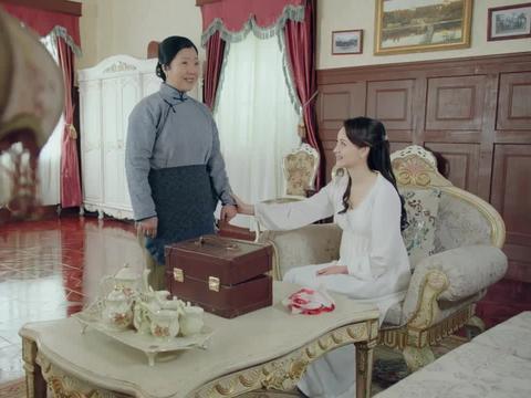 密查:说者无意听者有心,奶妈口直心快,刘添璋一看就配不上宝珍