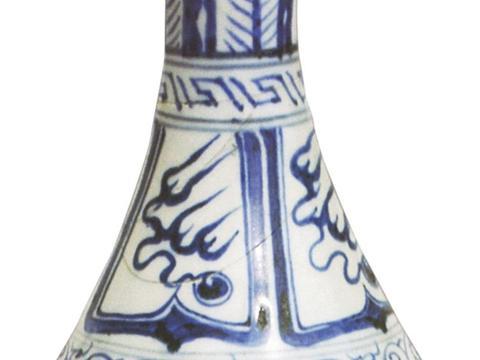 缠枝莲、折枝莲、一把莲及鱼藻莲等——元青花纹饰中莲纹的类型