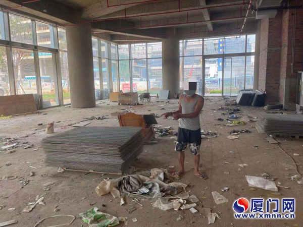 潜入在建工地偷盗建筑物品 两名犯罪嫌疑人刚销赃就落网