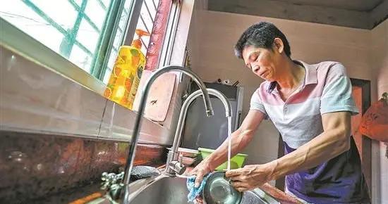 """""""靠天吃水""""历史结束 泉州台商投资区多个村庄通自来水"""