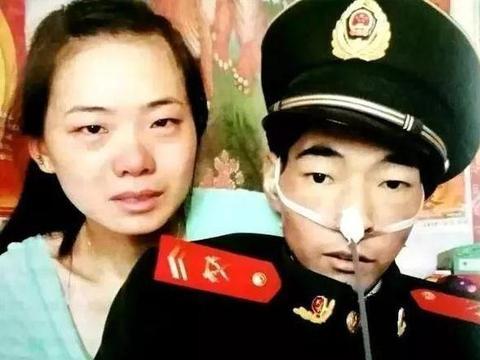 《我的妻》,军旅诗人泣泪记录一位士兵与妻子的生离死别