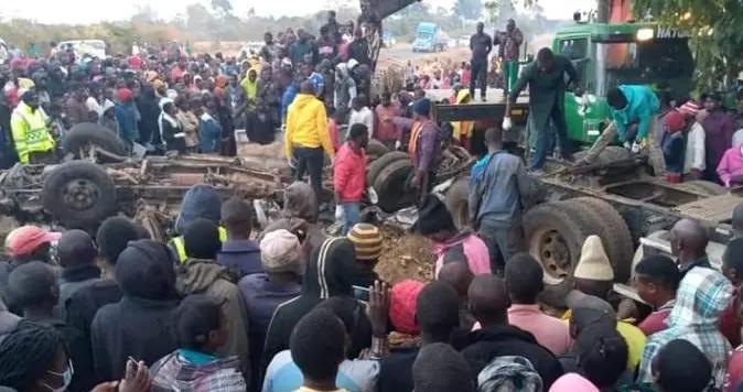 非洲国家马拉维发生道路交通事故 至少21人死亡