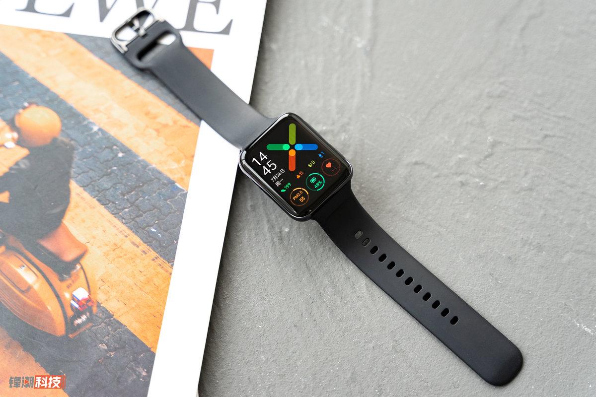 长续航的智能健康体验,OPPO Watch 2告诉你什么叫「安卓手表天花板」