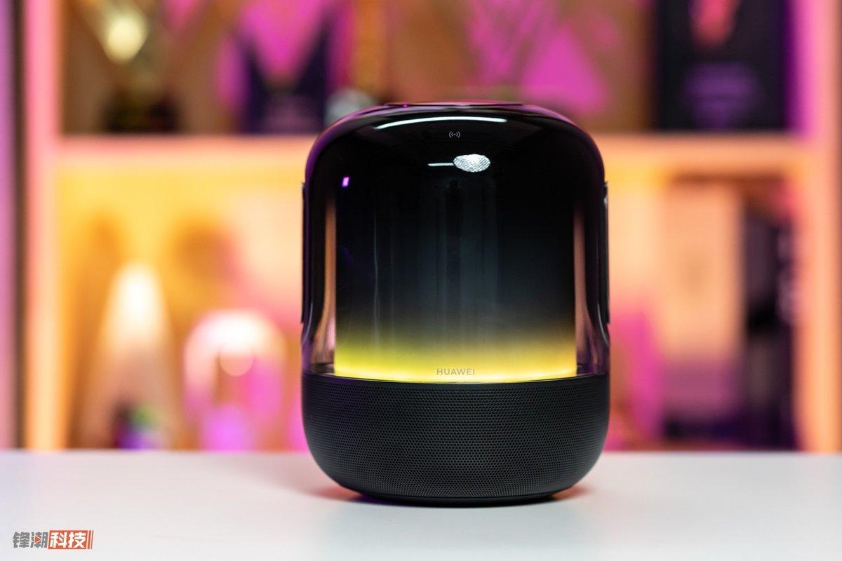 新一代HUAWEI Sound X音箱评测:首款三分频智能音箱,听觉视觉双满足