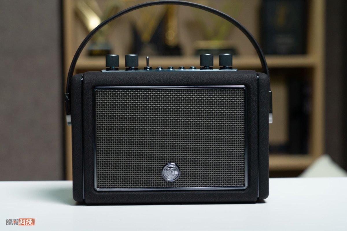 复古便携,音质出众,猫王Mate3音箱评测