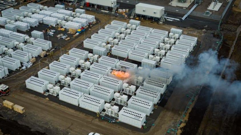 事故现场图片来源:澳大利亚国家消防管理局