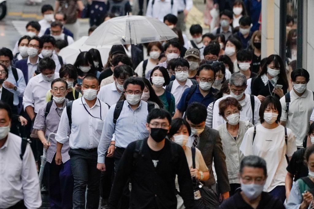 """""""一床难求""""日本一新冠患者遭百家医院拒收插图"""