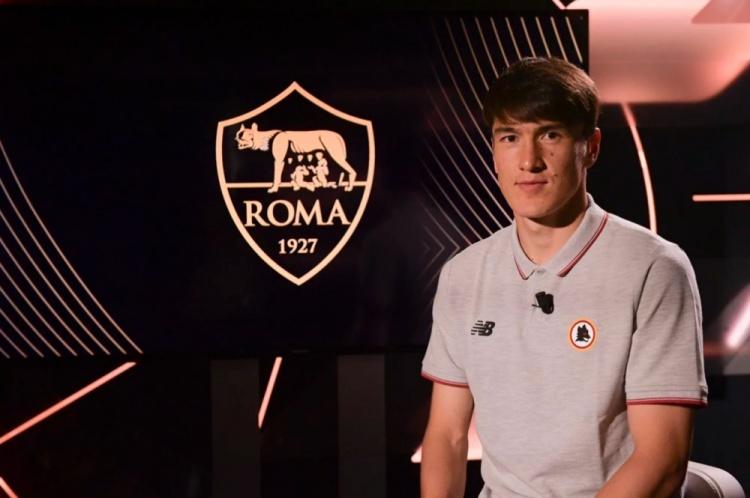 绍穆罗多夫:加盟罗马是个巨大进步,会尽我所能帮助球队拿到冠军