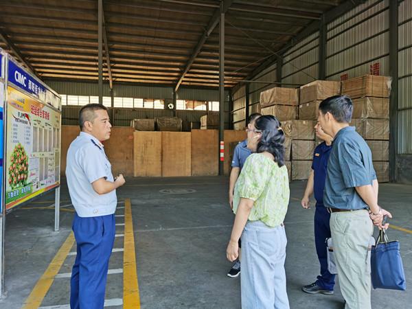 绥宁:竹木加工企业开展消防安全检查