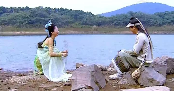 16年后重温《欢天喜地七仙女》才明白:为何青鱼CP磕不动?