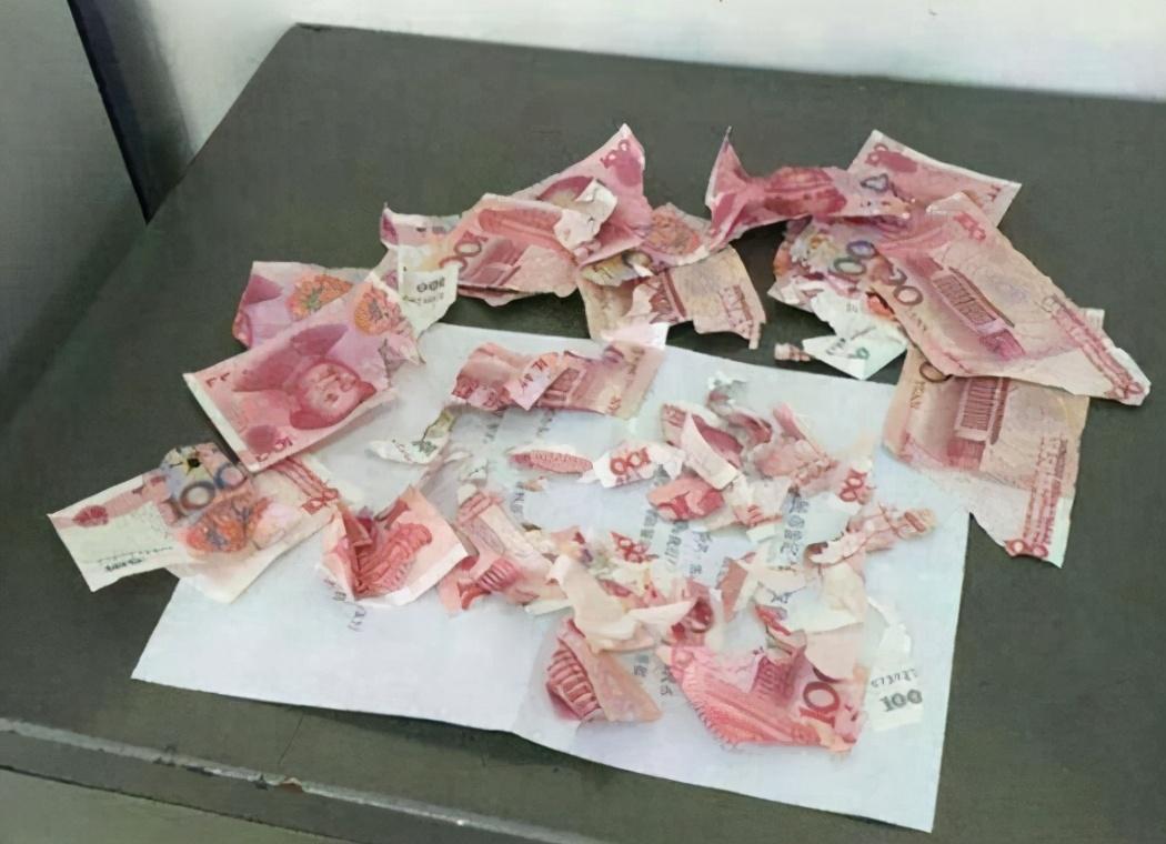 """银行不收""""纸钞""""?其实像这种""""钞票"""",银行有权拒收"""