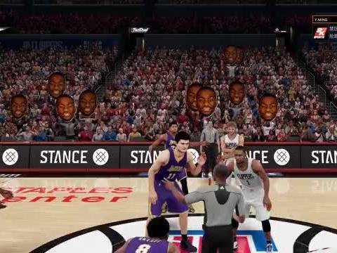 NBA2K16湖人王朝:科比和拉里伯德的得分对飙