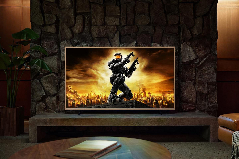 三星 Frame 画壁电视新增展示微软 Xbox 游戏艺术作品集