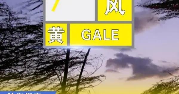 大风、暴雨、雷电!河南连发多个黄色预警