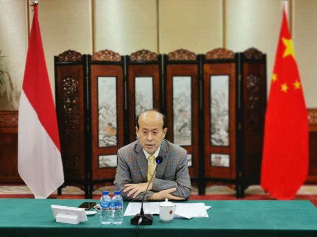 印尼官方:迄今已从中国采购2.4亿剂新冠疫苗
