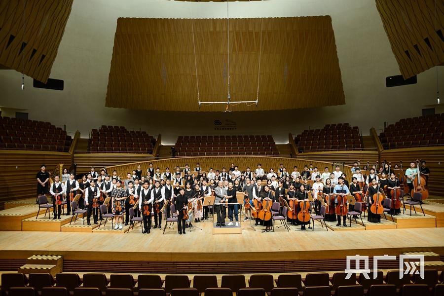 艺术源于传承 广州青年交响乐团十周年巡演落幕